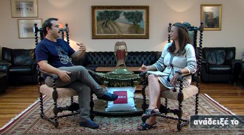 Συνομιλία με τον Νότη Παρασκευόπουλο, Ηθοποιό και σκηνοθέτη