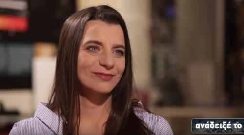 Συνέντευξη Κωνσταντίνας Τασσοπούλου
