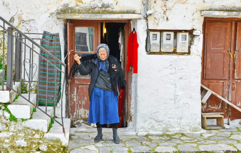 Το σάλι της γιαγιάς