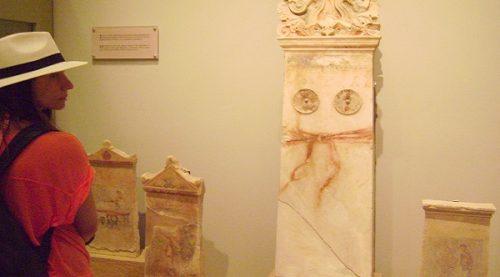 Στο Αθανασάκειο Αρχαιολογικό Μουσείο Βόλου